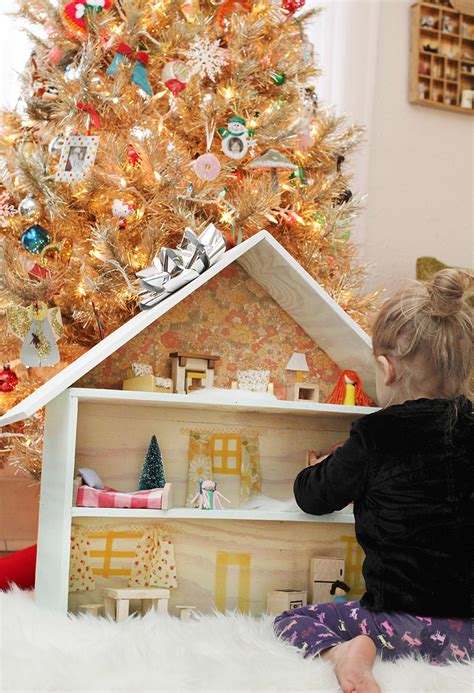 How To Make A Dollhouse by How To Build A Dollhouse A Beautiful Mess