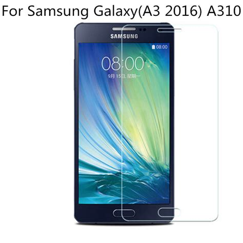 Glass Jete Samsung A310 2016 tempered glass for samsung galaxy a3 2016 a3 2015 a310 a3100 a310f a300 a3000 a300f screen