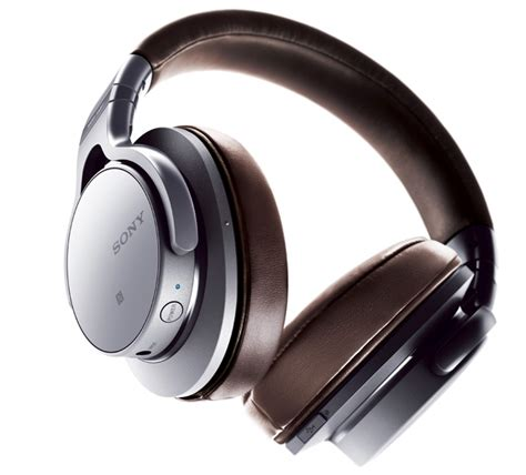 Sony Hates Wires So Launches A New Bluetooth Range by Sony Launches The Mdr 1abt Their Headphones With