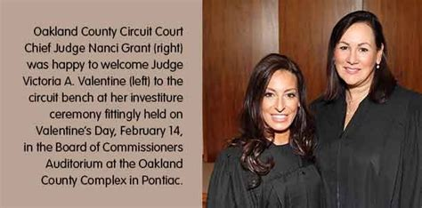 Oakland Circuit Court Search Sworn In As Newest Oakland County Circuit Court Judge Gt Oakland County