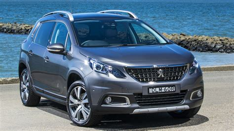 car peugeot 2008 2017 peugeot 2008 review caradvice