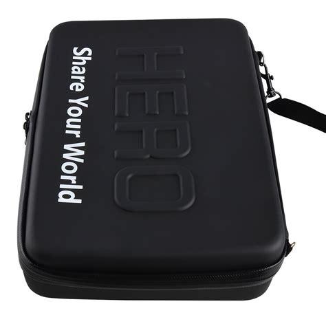 Waterproof Medium Size For Gopro Xiaomi Yi Yi 2 waterproof big size for gopro xiaomi yi xiaomi yi 2 4k black