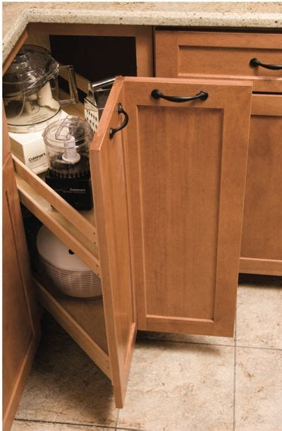 alternative to lazy susan corner cabinet lazy susan alternative kitchens pinterest