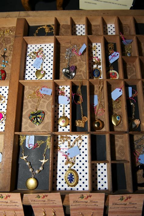 Handmade Jewelry Display Ideas - 288 best craft shows display ideas images on