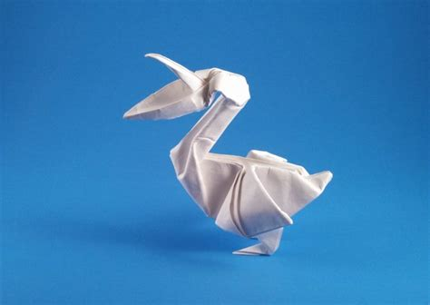 Origami Pelican - birds in origami by montroll book review gilad s