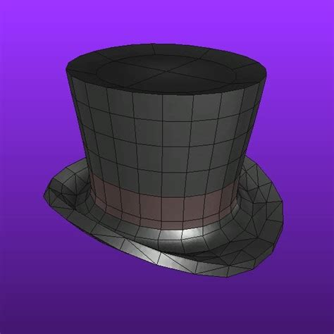 Papercraft Hat - team 2bfortress 2btop 2bhat 2bpapercraft jpg