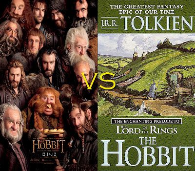 the hobbit series 1 series snarks and stand alones vs book the hobbit