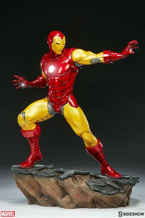 Sideshow Statue Iron Sale pre order the sideshow assemble iron statue the toyark news