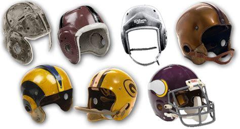 football helmet design history the evolution of athletic gear sports media post