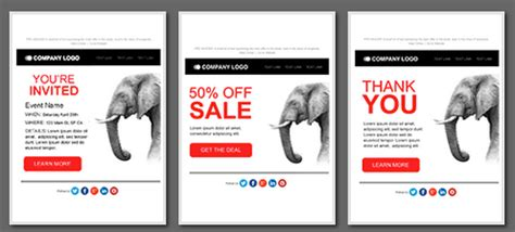 vertical response templates vertical response is a proven effective email marketing