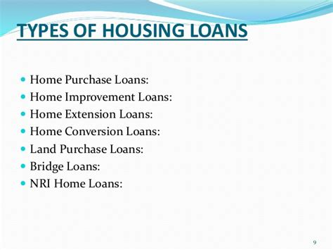 state bank of india home loan