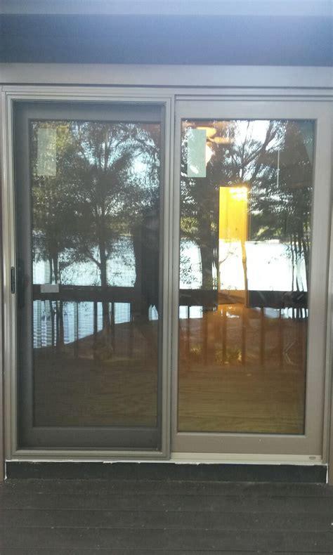 Tinting Triple Pane Patio Door Modern Patio Outdoor Patio Door Tint