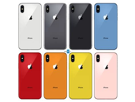 heres  iphone  color options phonearena