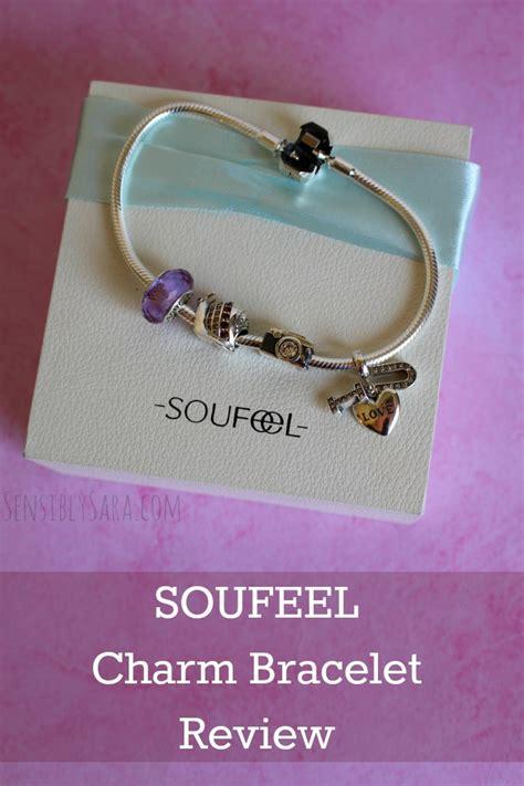 gift guide soufeel charm bracelet review