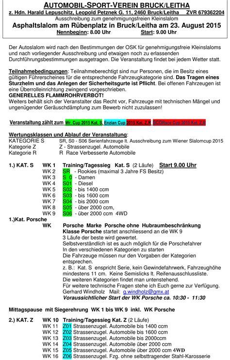 Porsche F Ller by Terminliste Pcca Leer Porsche Classic Club Austria