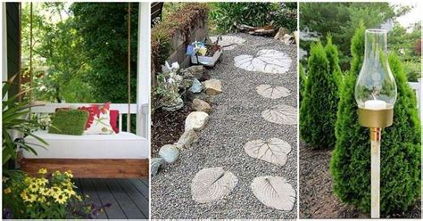 17 interesting diy backyard projects for this