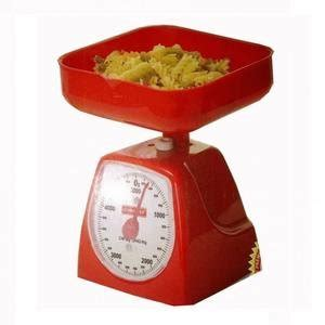 Timbangan Bikin Kue jual beli timbangan kue 5kg merah kenmaster baru