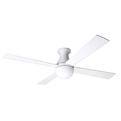 modern hugger ceiling fans hugger ceiling fan with light wiring muir 56 3 blade