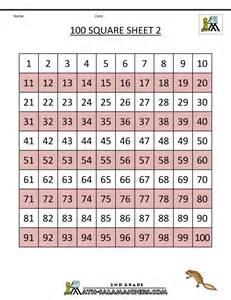 100 square 1