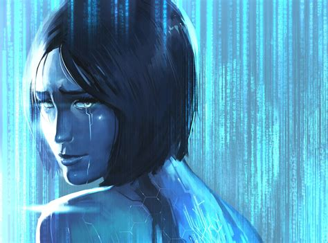 cortana what do you look like are you blonde a promise to keep tribute to cortana by raaamen on