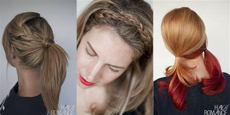 easy hairstyles casual party the ultimate holiday hair guide hair romance