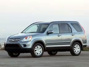 2005 Honda Crv Models 2005 Honda Crv Se