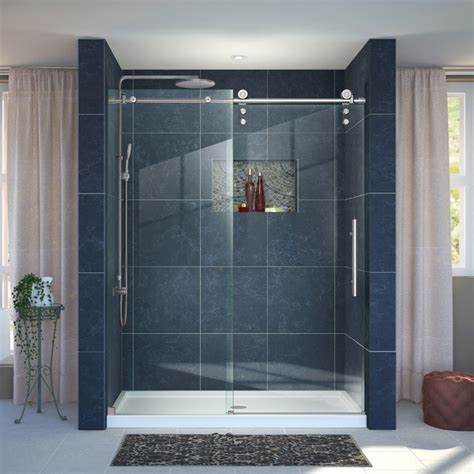 30 shower door dreamline enigma z fully frameless sliding shower door