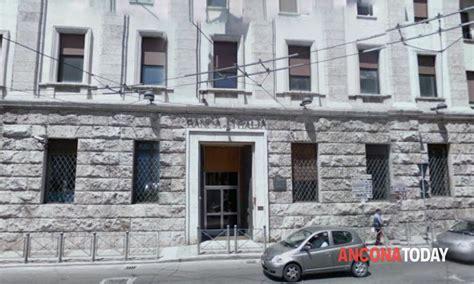 banca italia ancona ancona rapina bankitalia secondo carabiniere indagato