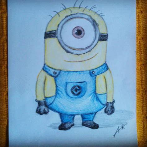imagenes de amor para dibujar de los minions como dibujar minion imagui