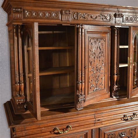Antike Kredenz by Antique European Oak Sideboard Dresser Credenza