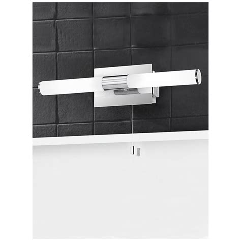 Bathroom Lights With Shaver Socket Franklite Wb978 Chrome Bathroom Wall Light With Shaver Socket Ip44 Ideas4lighting Sku2019i4l