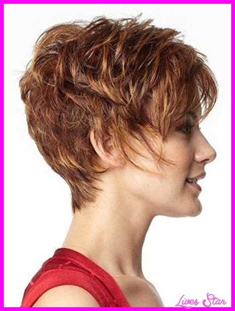 trendy hair styles for wigs very short haircuts for wavy hair livesstar com