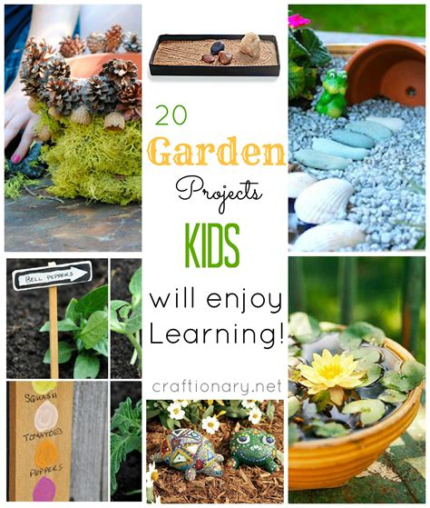Gardening With Toddlers Craftionary