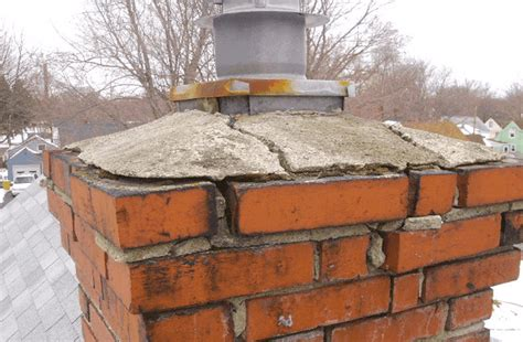 Chimney Mortar Cap Repair - chimney repair service masonry rochester ny chimney caps
