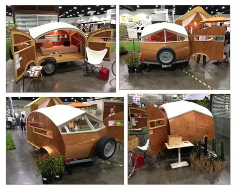 Hutte Hut Trailer by 10 Best Our Custom Teardrop Trailer Images On