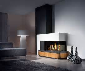 Modern Fireplace by Modern Gas Fireplaces Ideas From Attika Feuer Freshome Com
