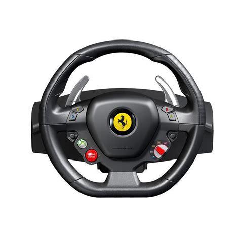 volante 458 italia thrustmaster volante 458 italia pc procomponentes