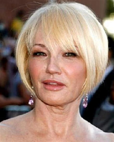 celebrity hairstyles 2014 for women over 60 best choice hairstyles for women over 60 short