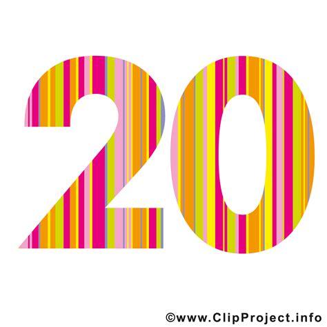 clipart image 20 ans clip gratuit anniversaire images