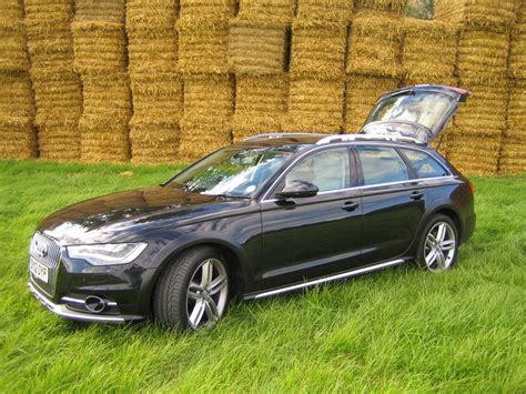 Audi A6 Teszt by Audi S New A6 Is Ready For Allroads And All Weather