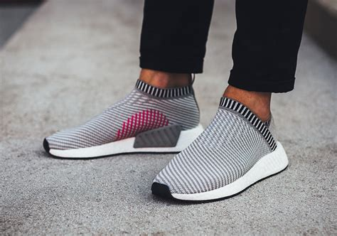 Kith X Adidas Nmd City Shock 2 Grey adidas nmd city sock 2 may 20 2017 release info sneakernews