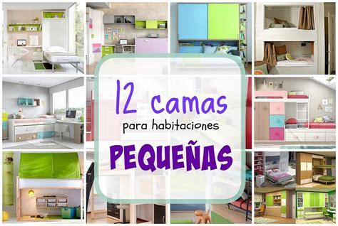 camas peque as infantiles 12 camas para habitaciones peque 241 as