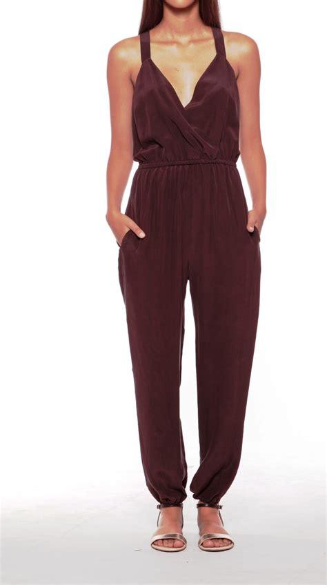 Bb Jumpsuit Miranda Maroon Maron jumpsuit wardrobe ideas