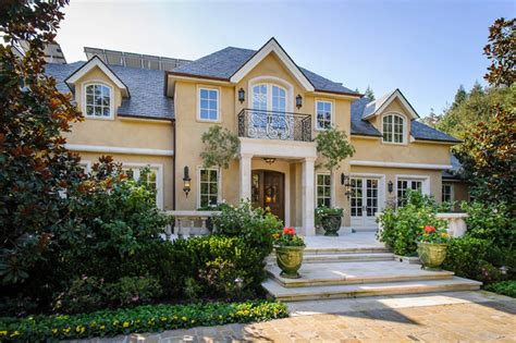 french roof exterior traditional with french provincial french provincial atherton home traditional exterior