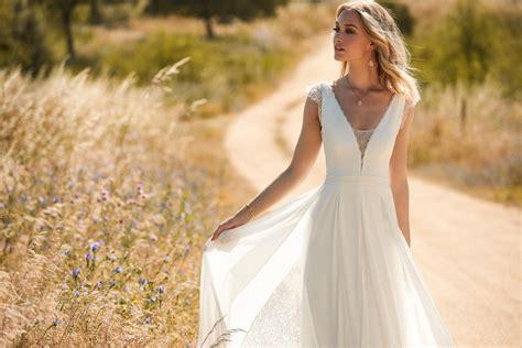 Brautkleider L kollektionen und brautkleider rembo styling laue