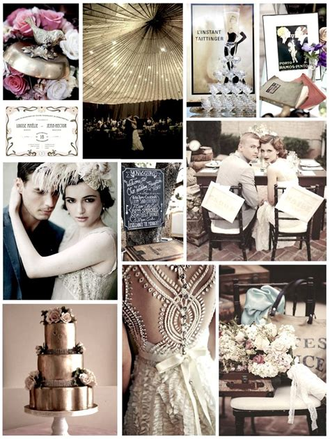 1920 s wedding inspiration 1920