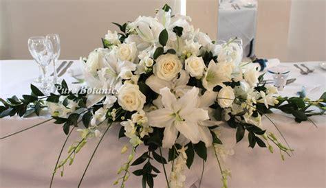 table flower wedding table flowers botanics