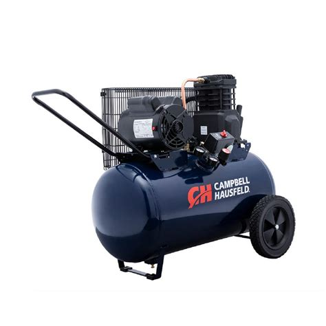 cbell hausfeld 20 gal electric air compressor vt6290 the home depot