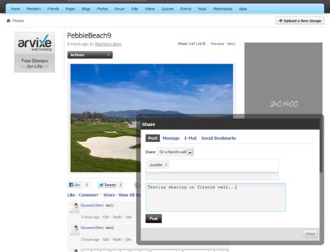 8 great social networking cms cms critic phpfox social networking software updated to version 3 30