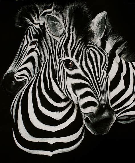 zebra paint zebra print apartments i like